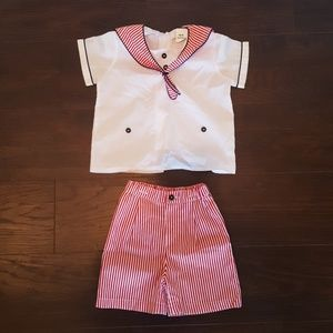 Other - 18 Month Sailor outfit